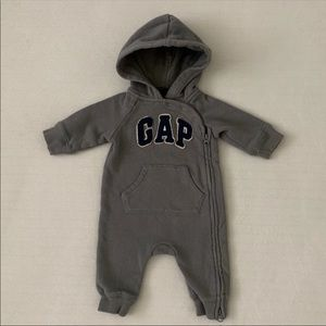 babyGAP 1PC Hooded Outfit